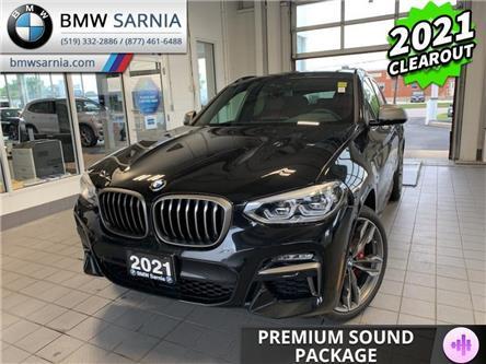 2021 BMW X4 M40i (Stk: BF2164) in Sarnia - Image 1 of 10