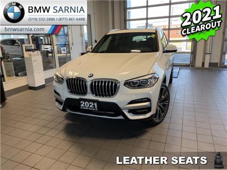 2021 BMW X3 xDrive30i (Stk: BF2166) in Sarnia - Image 1 of 10