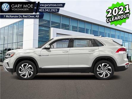 2021 Volkswagen Atlas Cross Sport Execline 2.0 TSI (Stk: 1CS6892) in Red Deer County - Image 1 of 2