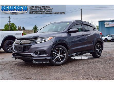 2019 Honda HR-V Sport (Stk: P1822) in Renfrew - Image 1 of 30