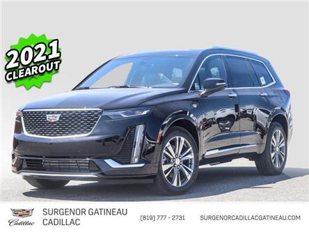 2021 Cadillac XT6 Premium Luxury (Stk: B210365) in Gatineau - Image 1 of 17