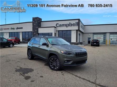 2021 Jeep Cherokee North (Stk: 10767A) in Fairview - Image 1 of 28
