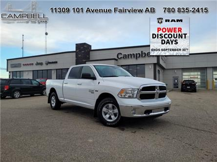 2021 RAM 1500 Classic SLT (Stk: 10801) in Fairview - Image 1 of 25