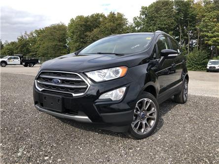 2021 Ford EcoSport Titanium (Stk: ET21757) in Barrie - Image 1 of 22