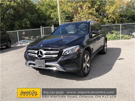 2018 Mercedes-Benz GLC 300 Base (Stk: 091008) in Ottawa - Image 1 of 26