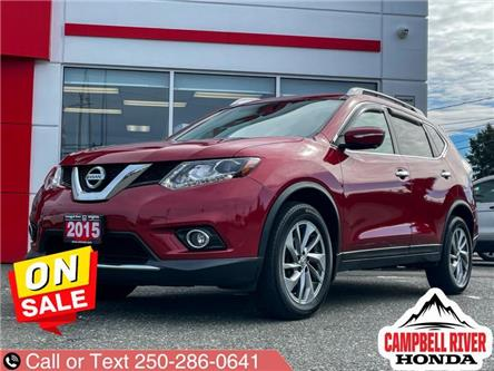 2015 Nissan Rogue SL (Stk: UC873978) in Campbell River - Image 1 of 23