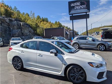 2018 Subaru WRX Sport (Stk: 12686) in Sudbury - Image 1 of 29