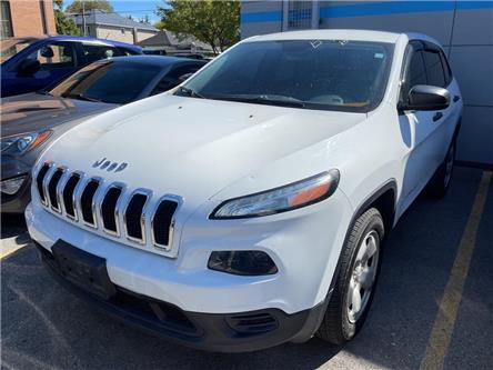 2014 Jeep Cherokee Sport (Stk: 211892A) in Toronto - Image 1 of 19