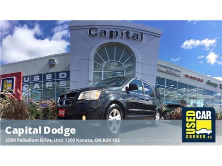 2012 Dodge Grand Caravan Crew (Stk: P3227A) in Kanata - Image 1 of 29