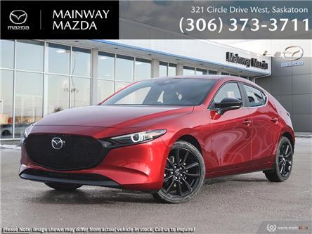 2021 Mazda Mazda3 Sport GT w/Premium Package (Stk: M21482) in Saskatoon - Image 1 of 22