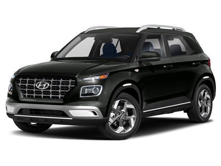 2022 Hyundai Venue Ultimate w/Black Interior (IVT) (Stk: VE22000) in Woodstock - Image 1 of 9