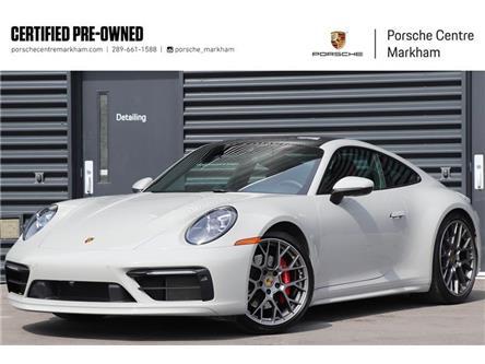 2021 Porsche 911 Carrera S (Stk: PU0176) in Markham - Image 1 of 24
