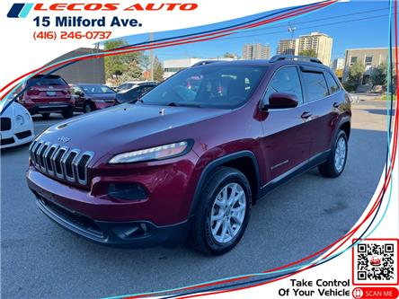 2014 Jeep Cherokee North (Stk: -) in Toronto - Image 1 of 11