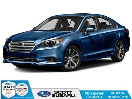 2016 Subaru Legacy 2.5i Limited Package (Stk: 52174U) in Red Deer - Image 1 of 2
