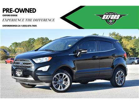 2019 Ford EcoSport Titanium (Stk: 21739A) in London - Image 1 of 23