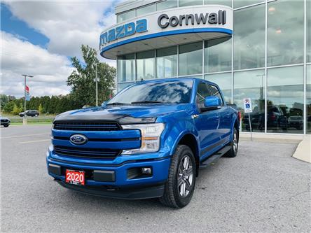 2020 Ford F-150 Lariat (Stk: 21-199A) in Cornwall - Image 1 of 47