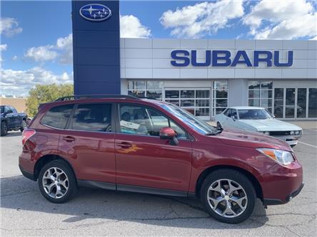 2015 Subaru Forester 2.5i Limited Package (Stk: S21363A) in Newmarket - Image 1 of 7