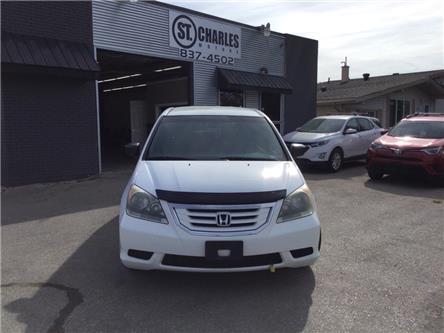 2009 Honda Odyssey DX (Stk: ) in Winnipeg - Image 1 of 17