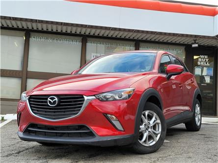 2018 Mazda CX-3 GS (Stk: 2108240) in Waterloo - Image 1 of 20