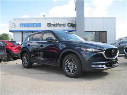 2021 Mazda CX-5 GS (Stk: 21144) in Stratford - Image 1 of 14