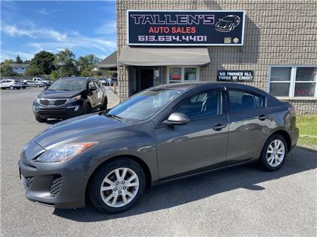 2013 Mazda Mazda3 GX (Stk: ) in Kingston - Image 1 of 16