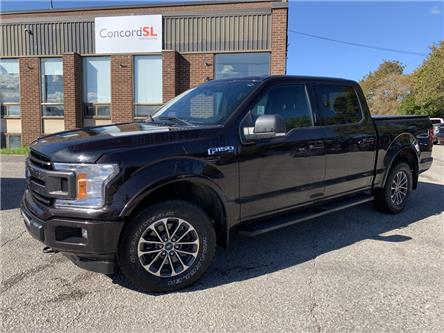 2018 Ford F-150 XLT (Stk: C6477) in Concord - Image 1 of 5