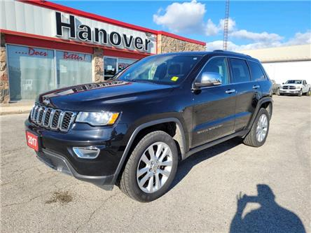 2017 Jeep Grand Cherokee Limited (Stk: 21-168A) in Hanover - Image 1 of 18