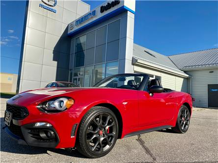 2017 Fiat 124 Spider Abarth (Stk: UC5990) in Woodstock - Image 1 of 18