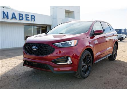 2021 Ford Edge ST Line (Stk: N47998) in Shellbrook - Image 1 of 19