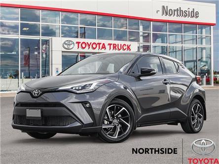 2021 Toyota C-HR XLE Premium (Stk: C21035) in Sault Ste. Marie - Image 1 of 23
