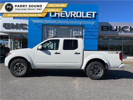 2018 Nissan Frontier PRO-4X (Stk: PS21-085) in Parry Sound - Image 1 of 21