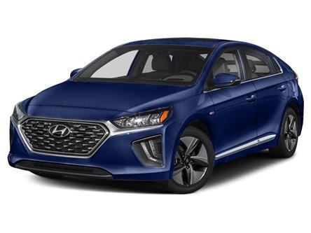 2021 Hyundai Ioniq Hybrid Preferred (Stk: S20644) in Ottawa - Image 1 of 9
