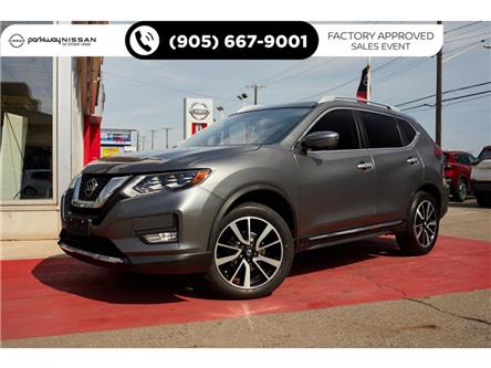 2018 Nissan Rogue  (Stk: N1907) in Hamilton - Image 1 of 30