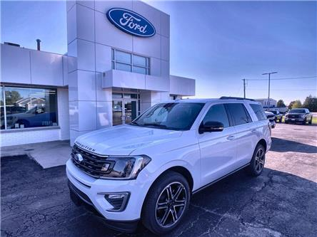 2021 Ford Expedition Limited (Stk: 16016) in Wyoming - Image 1 of 27