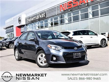 2015 Toyota Corolla S (Stk: 21Q053A) in Newmarket - Image 1 of 24