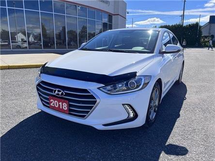 2018 Hyundai Elantra  (Stk: 42010A) in Toronto, Ajax, Pickering - Image 1 of 18