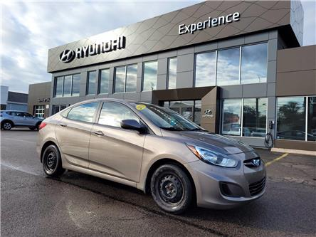 2013 Hyundai Accent GL (Stk: N1157A) in Charlottetown - Image 1 of 12