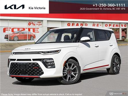 2022 Kia Soul GT-Line Limited (Stk: SO22-111) in Victoria - Image 1 of 23