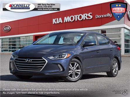 2018 Hyundai Elantra GL (Stk: KU2579) in Ottawa - Image 1 of 27