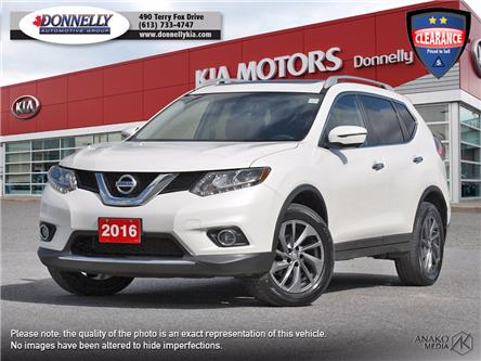 2016 Nissan Rogue  (Stk: KW110A) in Ottawa - Image 1 of 28