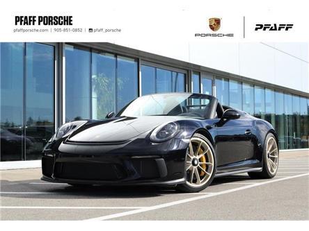 2019 Porsche 911 Speedster (Stk: CS001) in Vaughan - Image 1 of 30