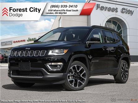 2021 Jeep Compass Limited (Stk: 21-9026) in London - Image 1 of 11