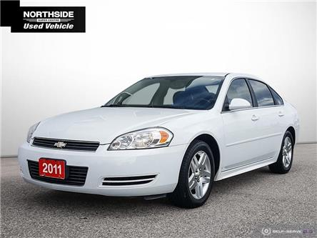 2011 Chevrolet Impala LT (Stk: T21300A) in Sault Ste. Marie - Image 1 of 29