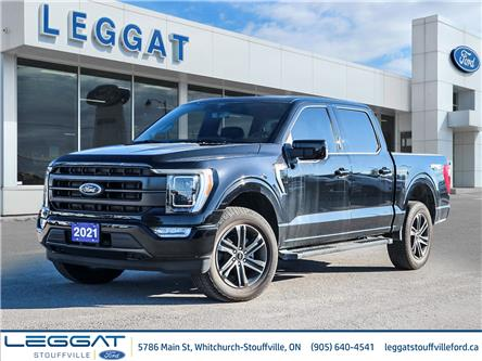 2021 Ford F-150 Lariat (Stk: P098) in Stouffville - Image 1 of 30