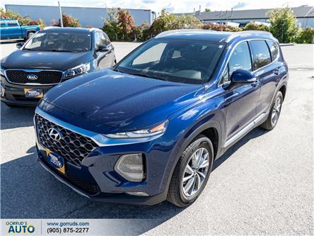 2020 Hyundai Santa Fe Preferred 2.4 w/Sun & Leather Package (Stk: 230067) in Milton - Image 1 of 6
