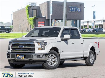 2016 Ford F-150 Lariat (Stk: c21904) in Milton - Image 1 of 21