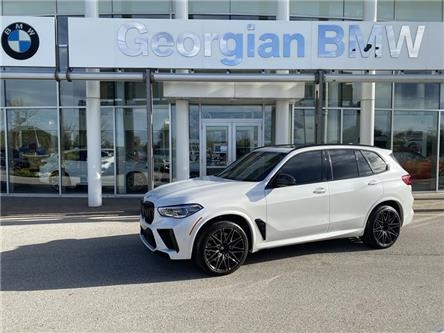2021 BMW X5 M Competition (Stk: B21028) in Barrie - Image 1 of 15