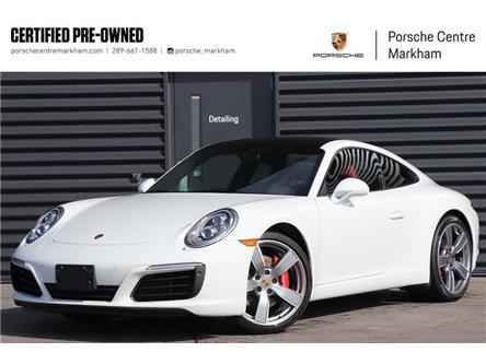 2018 Porsche 911 Carrera S (Stk: PU0178) in Markham - Image 1 of 21