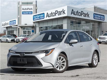 2020 Toyota Corolla LE (Stk: 108806) in Mississauga - Image 1 of 20