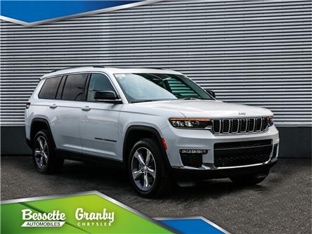 2021 Jeep Grand Cherokee L Limited (Stk: B21-466) in Cowansville - Image 1 of 39